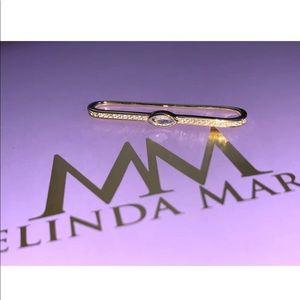 Melinda Maria Gold plt Marlena DIAMONDETTE EARBAR